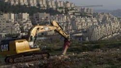 Construction de 430 logements en Cisjordanie: Un crime de guerre pour les