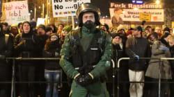 Demonstrationsrecht vs. Legidademonstrationsverbot in
