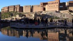 Irak: à Erbil, on ne vient plus en vacances mais pour fuir les