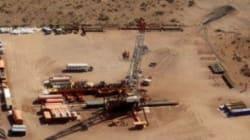 Le gouvernement maintient les forages d'exploration du gaz de