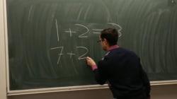 Qui n'a jamais vécu ce moment désespérant en cours de maths