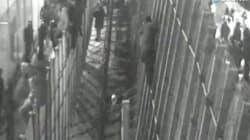 400 migrants prennent d'assaut