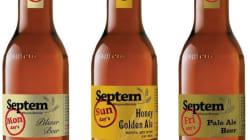 Septem: H πρότυπη Μικροζυθοποιία από την Εύβοια που εξάγει φρέσκια μπύρα σε όλον τον
