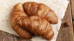 크루아상은 프랑스 빵이