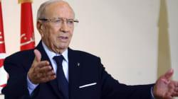 Béji Caïd Essebsi affirme qu'Ennahdha s'est