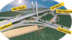 Pont à haubans: Fin des bouchons à Sidi Maarouf
