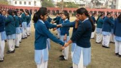 La police enseigne aux jeunes Indiennes comment se défendre contre leurs