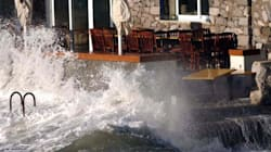 Οι ισχυροί άνεμοι έως 9 μποφόρ «ακυρώνουν» την εκτέλεση ακτοπλοϊκών