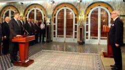 Mehdi Jomâa s'en va, le gouvernement Essid entre en