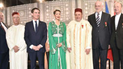 Le nouveau look de Lalla Meryem vu et approuvé par Paris
