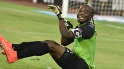 La drôle de danse de la victoire du gardien congolais Robert