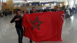 Yann'Sine, le candidat marocain de The Voice de passage à