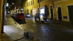 로마, '매춘 가능한 거리'