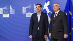 Προειδοποίηση Γιούνκερ σε Τσίπρα: «Μη θεωρείς δεδομένο ότι η ευρωζώνη θα αποδεχθεί τα σχέδιά