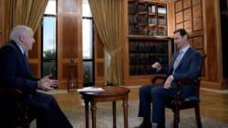 Pour Bachar Al-Assad, les barils explosifs sont