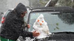Ο «χιονιάς» παγώνει τη χώρα. Προβλήματα στις μετακινήσεις και υποχώρηση των φαινομένων από