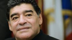 Diego Maradona ne ressemble plus à