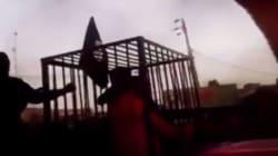 Οι τζιχαντιστές του Ισλαμικού Κράτους περιφέρουν αιχμάλωτους Κούρδους «Πεσμεργκά» σε