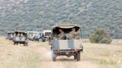 Des abris et casemates détruits par l'ANP, des contrebandiers arrêtés dans le sud du