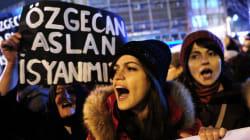 Manifestations et mobilisation après l'assassinat d'une étudiante en