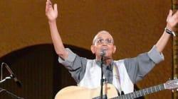 L'artiste amazigh Ammouri Mbarek s'est