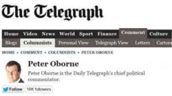 Η Telegraph εξαπάτησε τους αναγνώστες της σχετικά με την HSBC, λέει ο πρώην επικεφαλής πολιτικός σχολιαστής