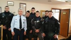 Αυτοί είναι οι αστυνομικοί που καταδίωξαν τους ληστές των