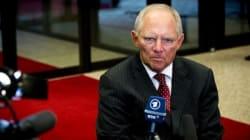 «Έχουμε όλοι μεγάλη ευθύνη» λέει ο Σόιμπλε και δηλώνει αισιόδοξος για