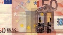 Τα χαρτονομίσματα της κρίσης - Δείτε πως διαμαρτύρεται ένας Έλληνας