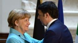 Τηλεφώνημα Ρέντσι σε Μέρκελ για να βρεθεί λύση στο ελληνικό