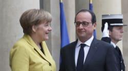 Μέρκελ μετά τη συνάντηση με Ολάντ: Θα κάνουμε τα πάντα για να παραμείνει η Ελλάδα στον δρόμο της