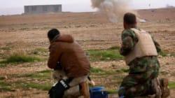 Irak: L'Etat islamique fait parader des Kurdes dans des