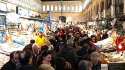 Ανοιχτές έως το μεσημέρι η αγορά του Ρέντη και η
