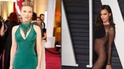 Ιρίνα Σάικ vs Σκάρλετ Γιόχανσον: Ποια ήταν η πιο εντυπωσιακή εμφάνιση στα