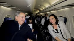 Ταξίδι με τον ΥΠΕΞ Νίκο Κοτζιά στην φλεγόμενη