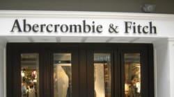 La marque de vêtements Abercrombie dit non à une femme