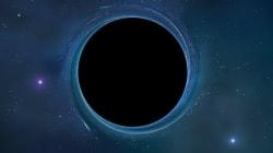 태양보다 120억배 큰 블랙홀