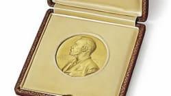 노벨경제학상 메달 경매가는