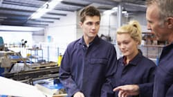 Young Female Apprentices Earn £2,000 Less A Year Than