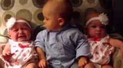 아기는 쌍둥이가