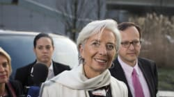 NY Times: Σκληρή αγάπη από Λαγκάρντ ενώ φωνές στο ΔΝΤ ζητούν αναδιάρθρωση του ελληνικού