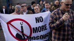 Rassemblement islamophobe de Pegida: Cinq fois plus de