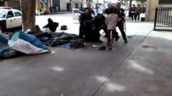 États-Unis: une vidéo montre des policiers tuant un sans-abri à Los