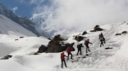 겨울 안나푸르나, 설산의 황홀감은 어디로부터