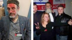 Deux membres de la Ligue de Défense Juive à Londres coupables de l'agression d'un militant