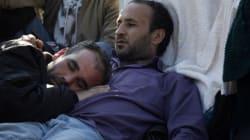Une grève de la faim pour des réfugiés, en