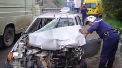 Accident de la route: Trois policiers tués dans une collision à Ain
