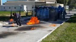 Απίστευτο γέλιο σε άσκηση της αστυνομίας: Πως να MHN πετάτε μια βόμβα