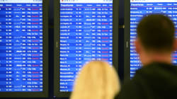 Χιλιάδες ακυρώσεις πτήσεων λόγω χιονοθύελλας στις