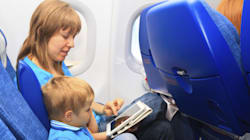 10 Tips for Surviving a Long-Haul Flight With a Baby or